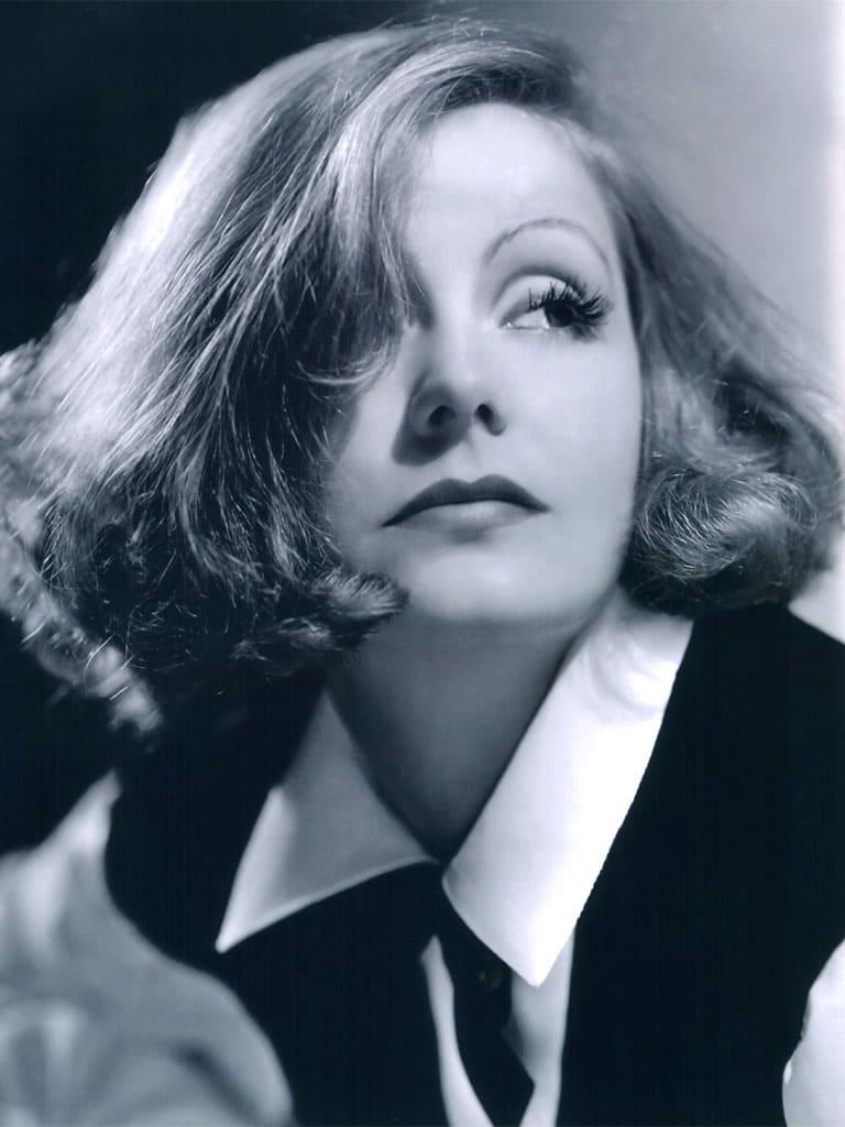 Greta Garbo ritratto