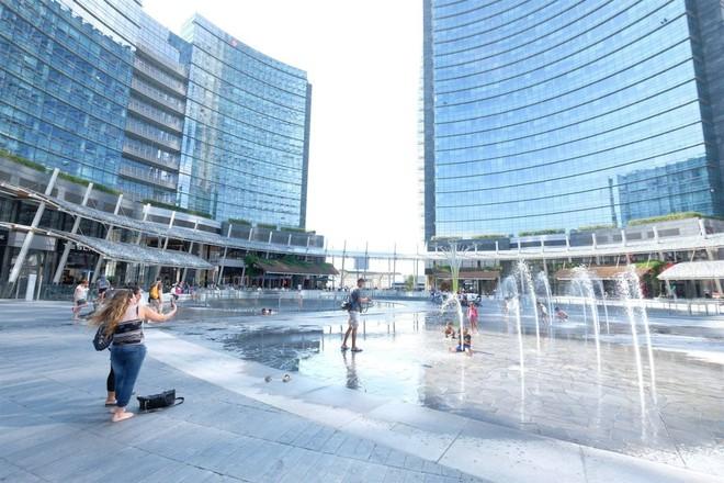 Luglio a Milano