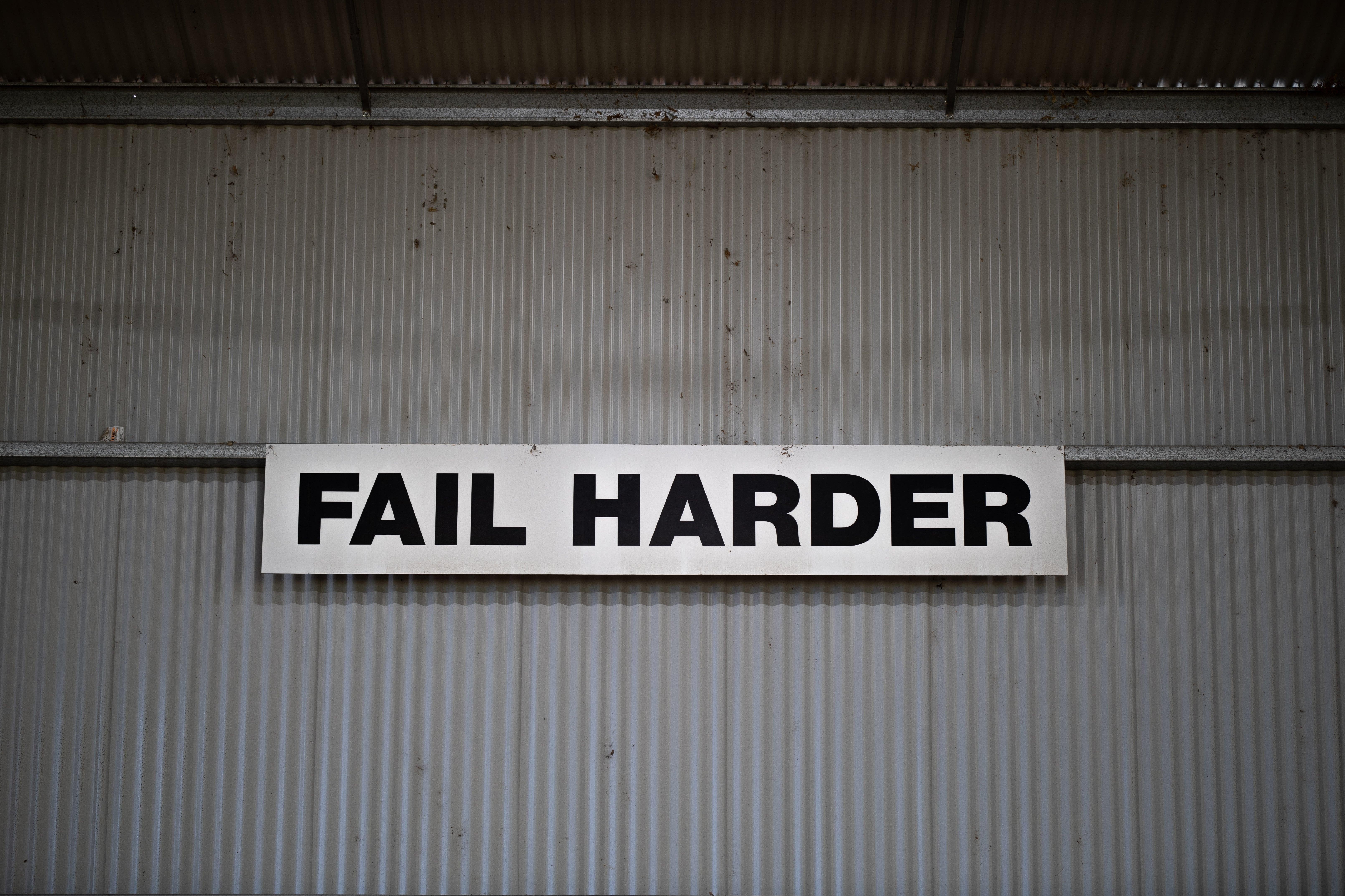 Fallimento - Fail Harder