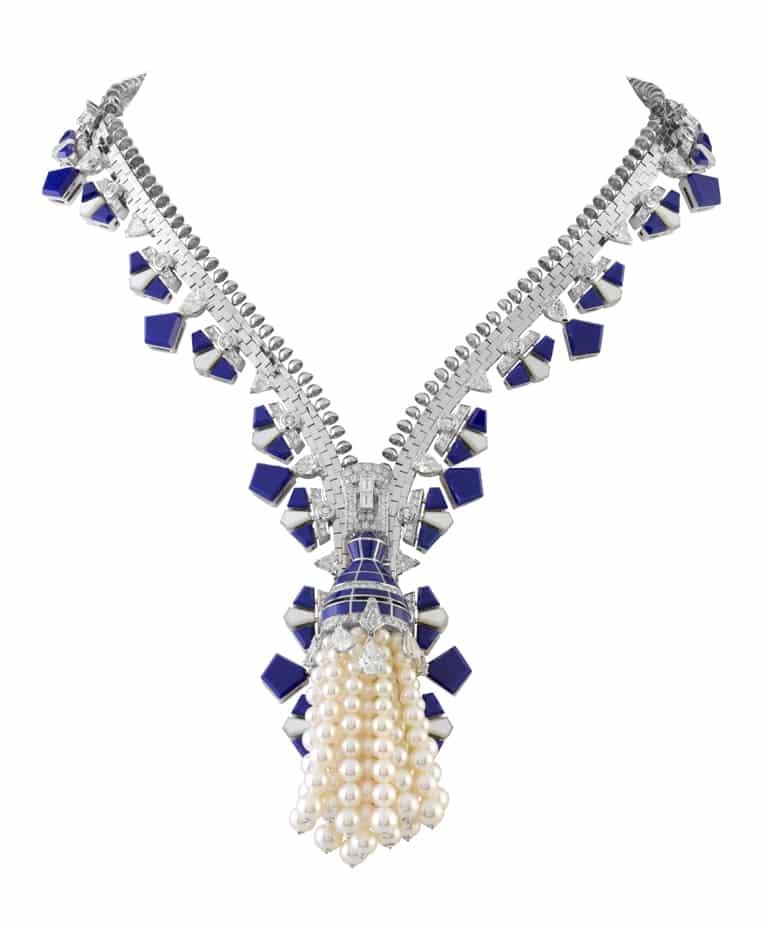 Van Cleef & Arpels - zip necklace