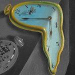 Tempo - Orologio sciolto Dalì