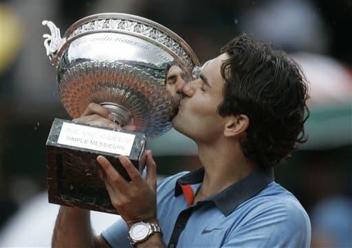 Roger Federer vince ancora