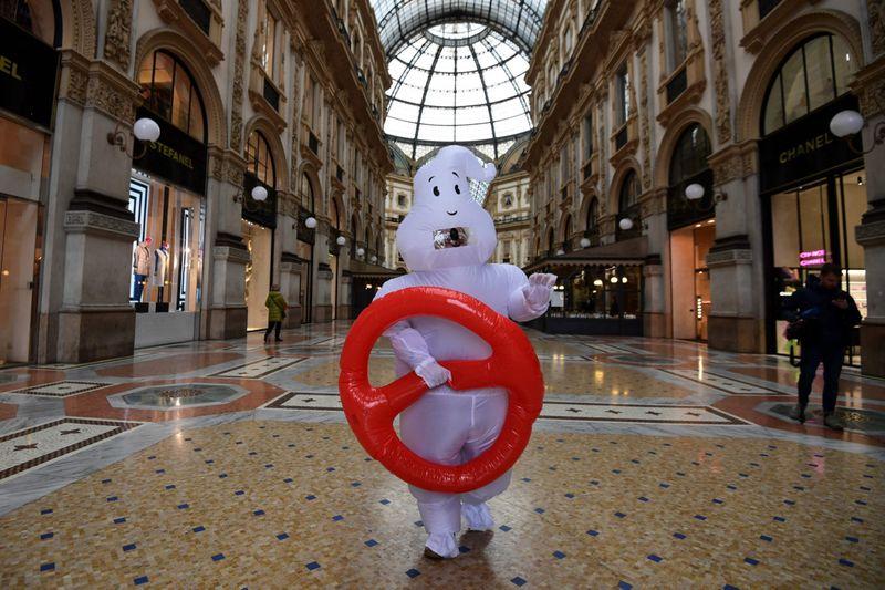 Galleria Vittorio Emanuele e la riapertura