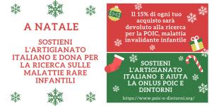 Regali per un Natale Solidale