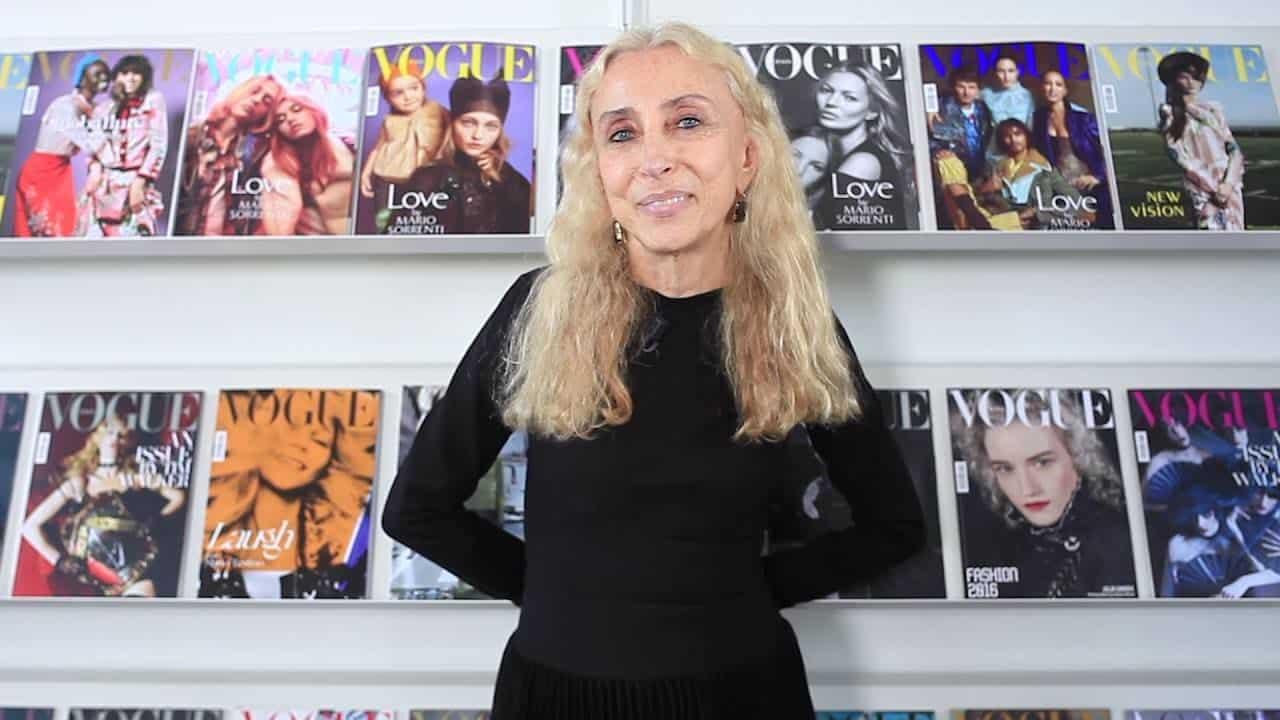 Franca Sozzani - Vogue