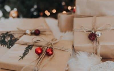 5 consigli per i tuoi regali di Natale