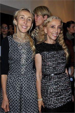 Carla e Franca Sozzani