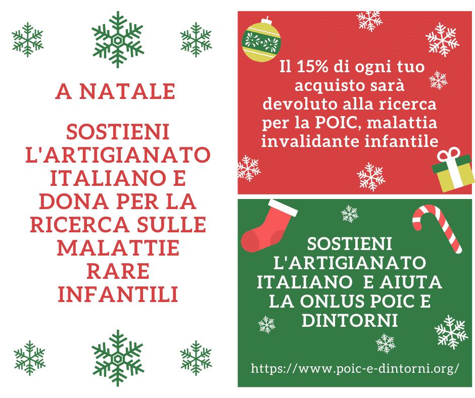 Gruppo FB Regali per un Natale Solidale