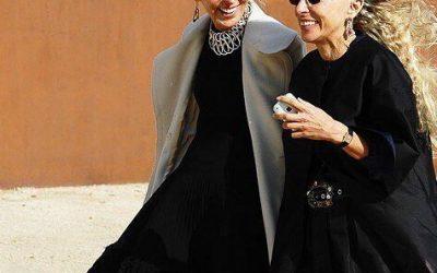 Franca e Carla Sozzani signore della moda