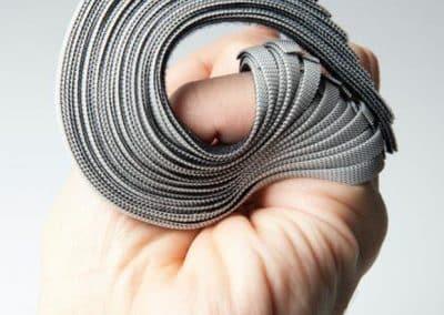 Yong Joo Kim - Bracciale in Velcro