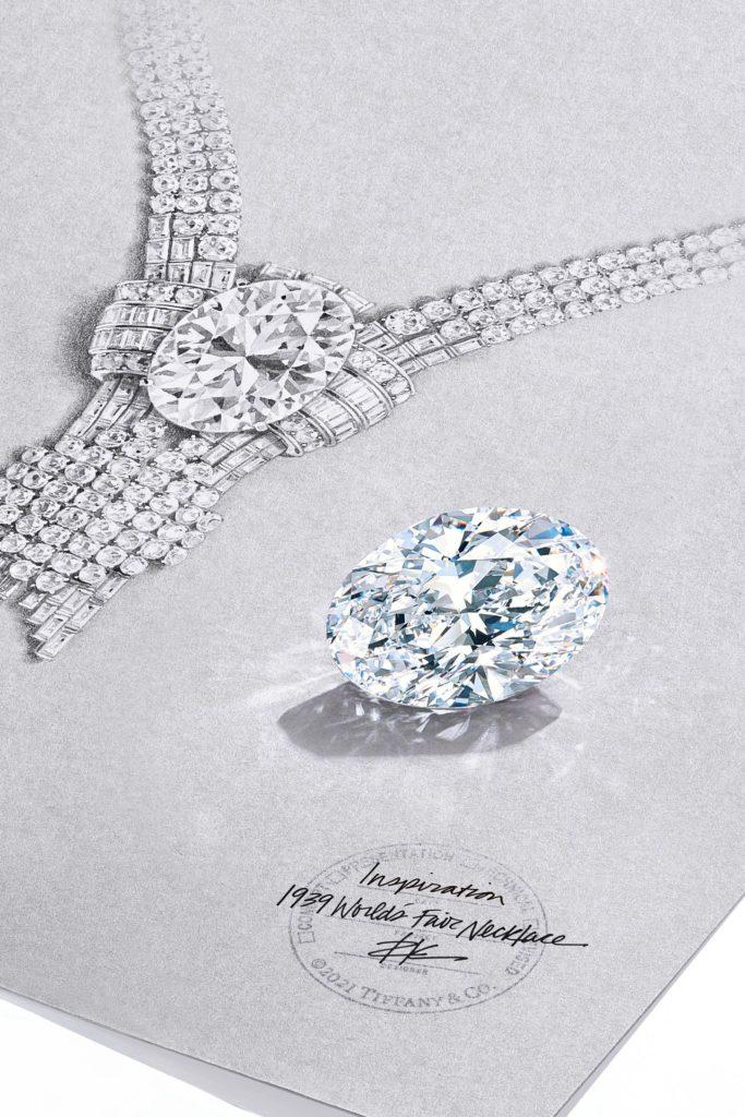 Alba di un Nuovo Mondo - archivio Tiffany