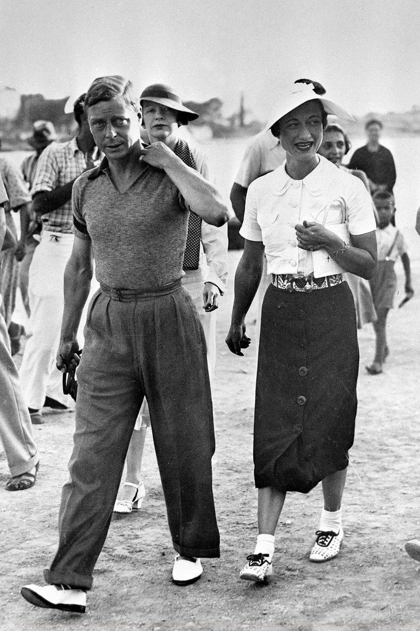 Re Edoardo V e Wallis Simpson
