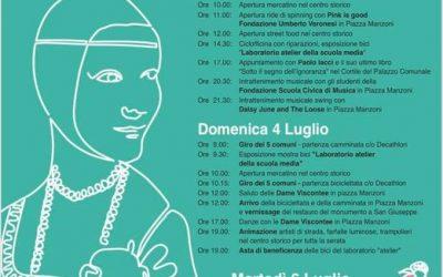 Festa della Dama a Carugate: TI ASPETTO!